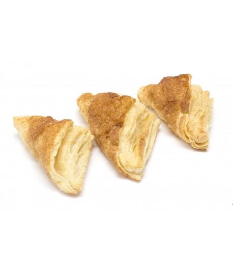 Empanadillas rellenas de crema