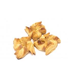 Artisan puff pastry stars